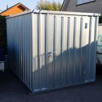 mooie container aanschaffen